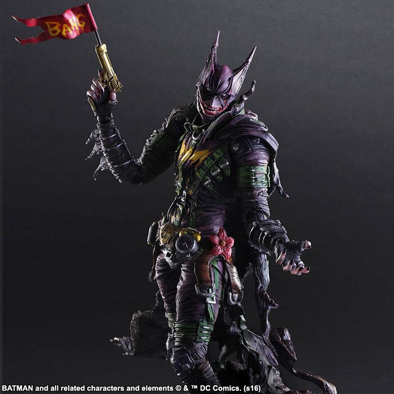 Variant Play Arts Kai - DC Comics Batman Rogues Gallery: Joker(Pre-order)ヴァリアント プレイアーツ改 DCコミックス バットマン:ローグス・ギャラリー ジョーカーScale Figure
