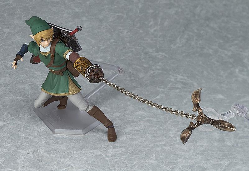 figma - The Legend of Zelda Twilight Princess: Link Twilight Princes ver. DX Edition(Pre-order)figma ゼルダの伝説 トワイライトプリンセス リンク トワイライトプリンセスver. DXエディションFigma