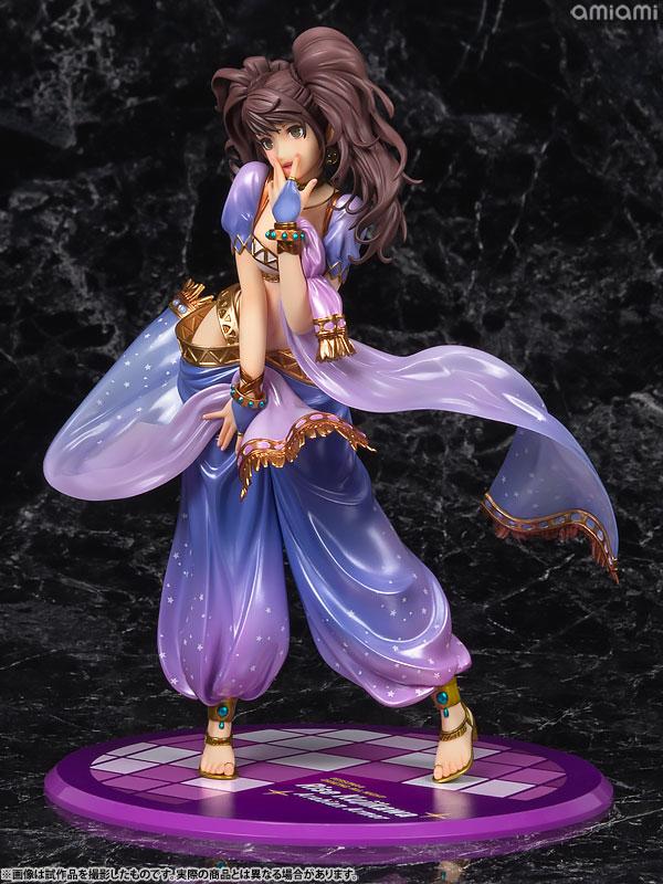 【新品介紹】【AQUAMARINE】Persona 4 Dancing All Night(女神異聞錄4 通宵熱舞) 久慈川 りせ Arabian Armor 1/8 PVC Figure - hyde -     囧HYDE囧の御宅部屋