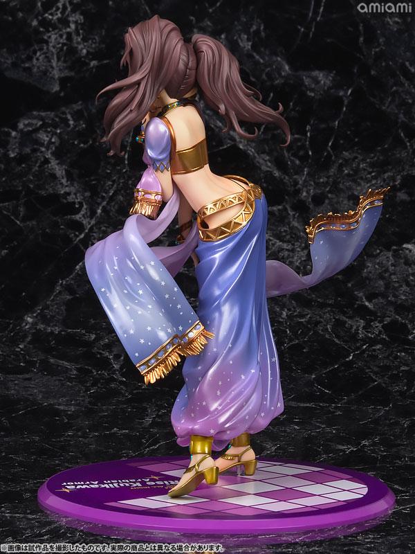 Persona 4: Dancing All Night - Rise Kujikawa Arabian Armor 1/8 Complete Figure(Pre-order)ペルソナ4 ダンシング・オールナイト 久慈川りせ アラビアンアーマー 1/8 完成品フィギュアScale Figure