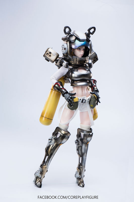COREPLAY - Deepblur Diver FIGURE-023008_02