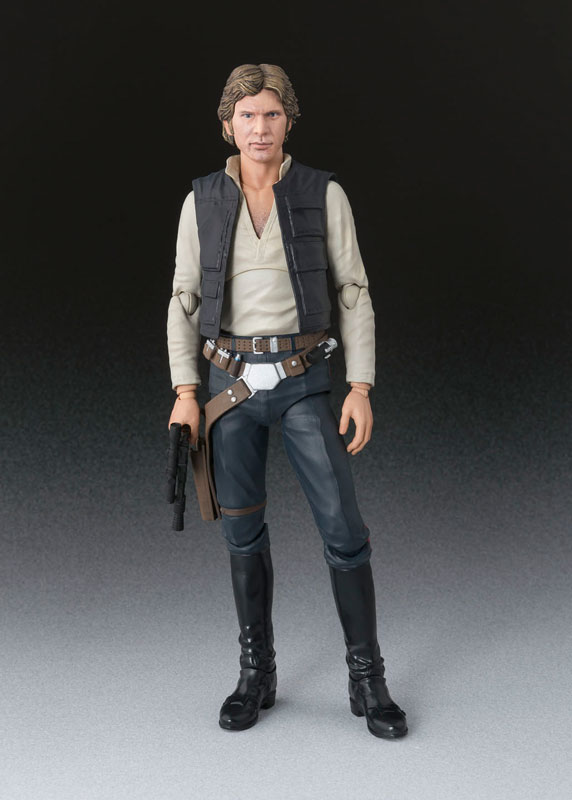S.H. Figuarts - Han Solo (A NEW HOPE)