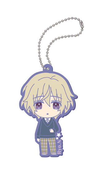 Rubber Mascot - Sanrio Danshi Ore-tachi Sanrio Danshi! 6Pack BOX(Pre-order)ラバーマスコット サンリオ男子 俺たちサンリオ男子!編 6個入りBOXAccessory