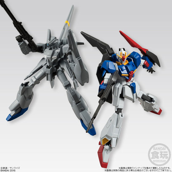 Mobile Suit Gundam - UNIVERSAL UNIT 2 10Pack BOX (CANDY TOY)(Pre-order)機動戦士ガンダム ユニバーサルユニット 2 10個入りBOX (食玩)Accessory
