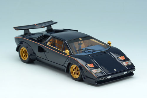 amiami character hobby shop 1 43 lamborghini countach walter wolf 3rd recentry ver. Black Bedroom Furniture Sets. Home Design Ideas