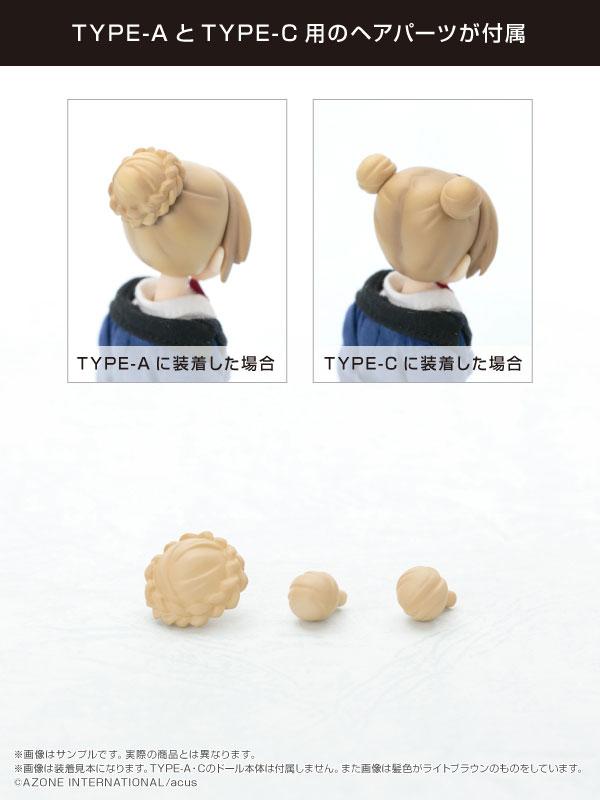 1/12 アサルトリリィシリーズ 028 カスタムリリィ TYPE-F ピンク 完成品ドール