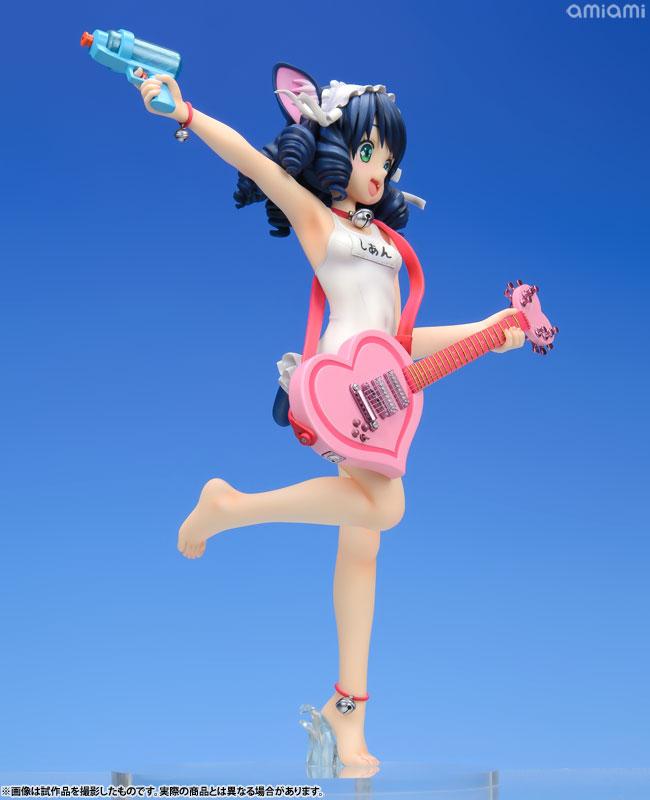 【あみあみ限定特典】SHOW BY ROCK!! シアン 水着Style 1/7 完成品フィギュア[キューズQ]《01月予約》