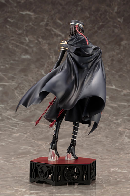 ARTFX J - Code Geass: Lelouch of the Rebellion R2: Lelouch CODE BLACK 1st Live Encore! ver. 1/8 Complete Figure(Pre-order)ARTFX J コードギアス 反逆のルルーシュ R2 ルルーシュ CODE BLACK 1st Live Encore!ver. 1/8 完成品フィギュアScale Figure
