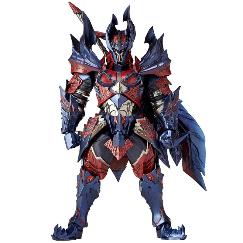 Vulcanlog(ヴァルカン-ログ) 019 モンハンリボ ハンター男剣士 ディノシリーズ