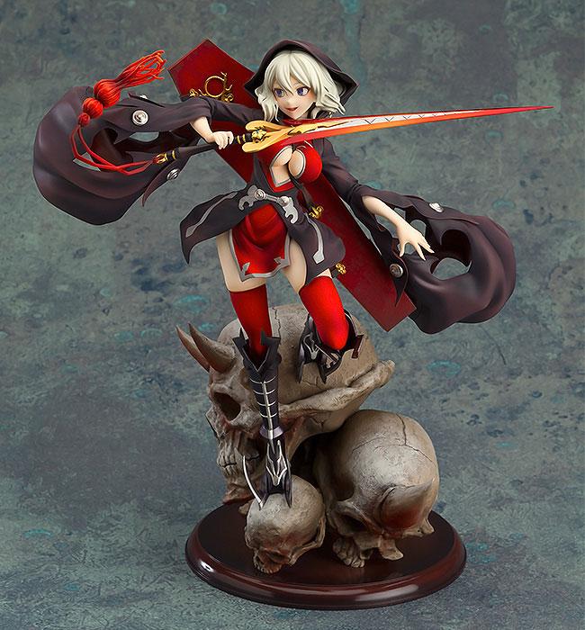 Chaos Dragon Sekiryuu Seneki - Lou Zhenhua 1/8 Complete Figure(Pre-order)ケイオスドラゴン 赤竜戦役 婁震華(ローチェンファ) 1/8 完成品フィギュアScale Figure
