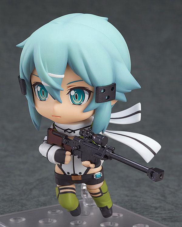 Nendoroid - Sword Art Online II: Sinon(Pre-order)ねんどろいど ソードアート・オンラインII シノンNendoroid
