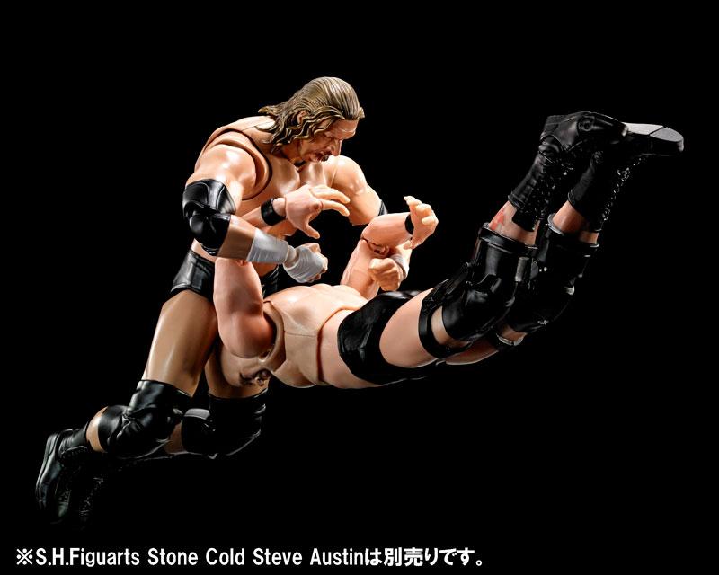 S.H. Figuarts - Triple H(Pre-order)S.H.フィギュアーツ Triple HScale Figure
