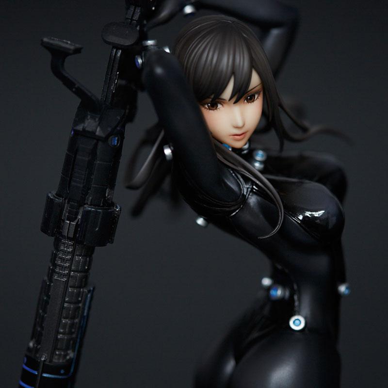 Hdge technical statue No.15 GANTZ:O - Reika X Shotgun ver. Complete Figure(Released)Hdge technical statue No.15 GANTZ:O レイカ Xショットガンver. 完成品フィギュアScale Figure