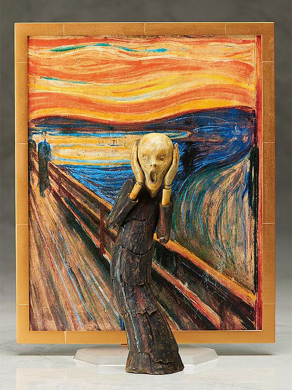 figma - The Table Museum: The Scream(Pre-order)figma テーブル美術館 叫びFigma