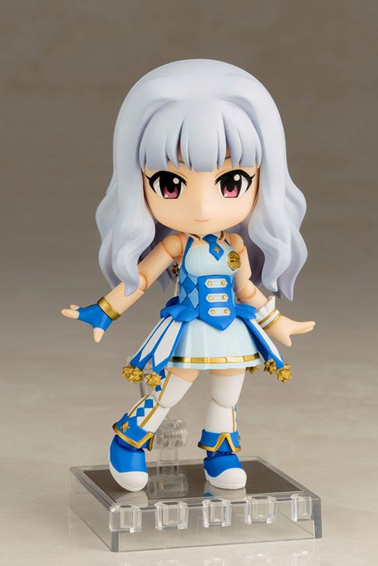 Cu-poche - THE IDOLM@STER Platinum Stars: Takane Shijou Posable Figure(Pre-order)キューポッシュ アイドルマスター プラチナスターズ 四条貴音 可動フィギュアNendoroid