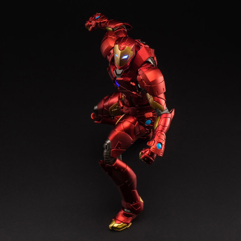 RE:EDIT IRON MAN #08 Shape Changing Armor
