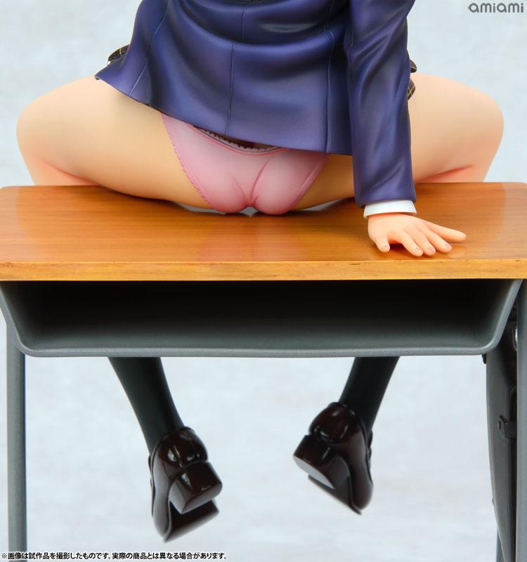 いっしょにしよ 双葉あやか illustration by saitom 1/7 完成品フィギュア