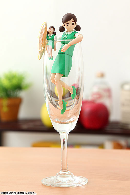 figma - Cup no Fuchiko: figma no Fuchiko Moss(Pre-order)figma コップのフチ子 figmaのフチ子 モスFigma