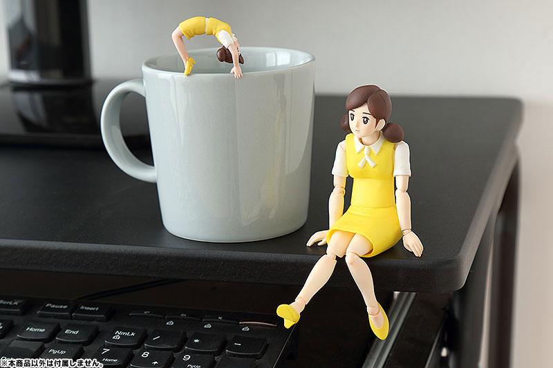 figma - Cup no Fuchiko: figma no Fuchiko Fresh(Pre-order)figma コップのフチ子 figmaのフチ子 フレッシュFigma