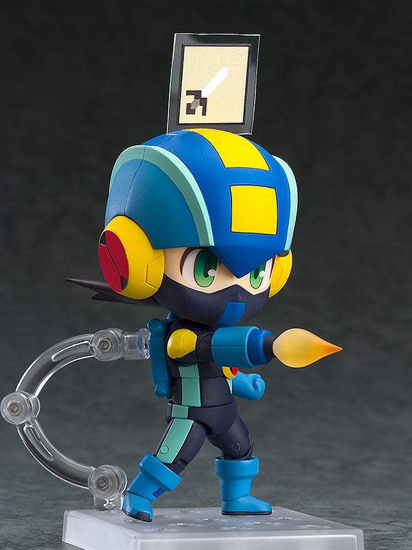 Nendoroid - Mega Man Battle Network: Mega Man.EXA Super Movable Edition(Pre-order)ねんどろいど バトルネットワーク ロックマンエグゼ ロックマン エグゼ スーパームーバブル・エディションNendoroid