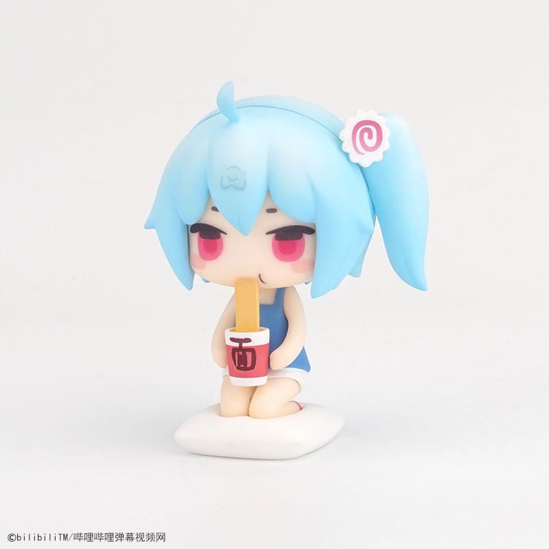 Bilibili Douga - Bilibili Deformed Figure Series -2233 Nyan Kuishinbou ver.- 8Pack BOX(Pre-order)ビリビリ動画 ビリビリデフォルメフィギュアシリーズ~2233娘 食いしん坊ver.~ 8個入りBOXAccessory