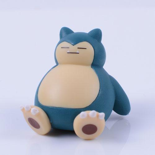 NOS-66 NoseChara - Pokemon: Snorlax(Pre-order)NOS-66 のせキャラ ポケットモンスター カビゴンAccessory