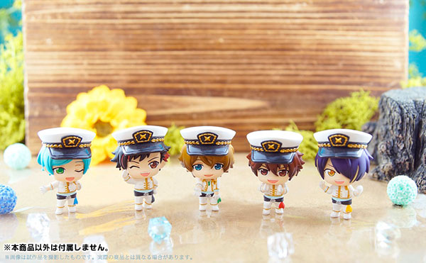 Color Colle - Ensemble Stars! Vol.6 Shukkou! Kaijou no Kaizoku Fes Hen 9Pack BOX(Pre-order)カラコレ あんさんぶるスターズ! 第6弾 出航!海上の海賊フェス編 9個入りBOXAccessory