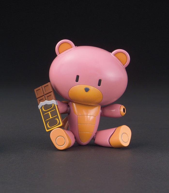 HGBF 1/144 プチッガイ ビタースィートブラウン&チョコレート プラモデル
