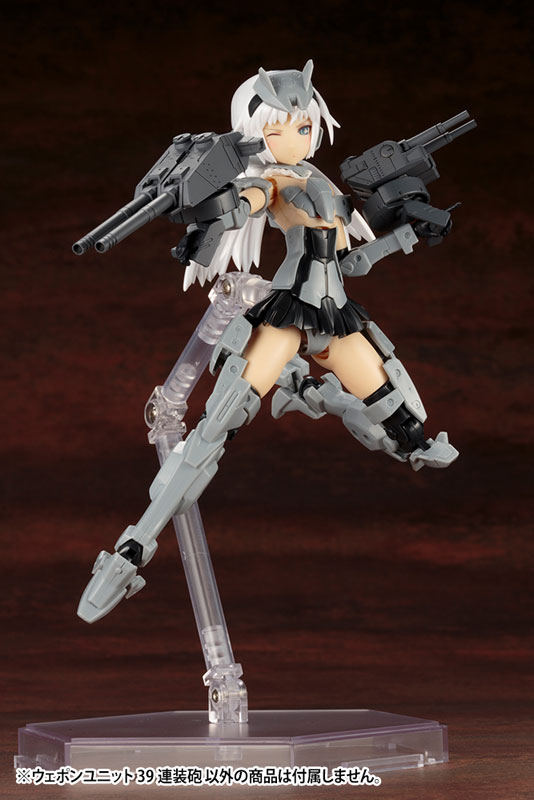M.S.G Modeling Support Goods - Weapon Unit 39. Multiple Barrel Gun(Pre-order)M.S.G モデリングサポートグッズ ウェポンユニット39 連装砲Accessory
