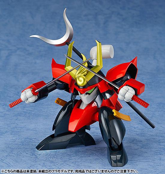 PLAMAX MS-01 魔神英雄伝ワタル 戦神丸 プラモデル