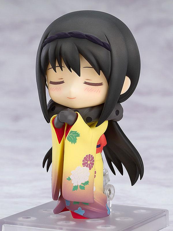Nendoroid - Puella Magi Madoka Magica the Movie: Homura Akemi Kimono Ver.(Pre-order)ねんどろいど 劇場版 魔法少女まどか☆マギカ 暁美ほむら 晴着Ver.Nendoroid