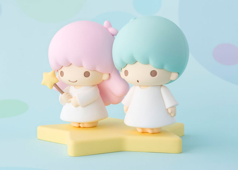 Figuarts ZERO - Little Twin Stars (Pastel ver.)(Pre-order)フィギュアーツZERO リトルツインスターズ(Pastel ver.)Scale Figure