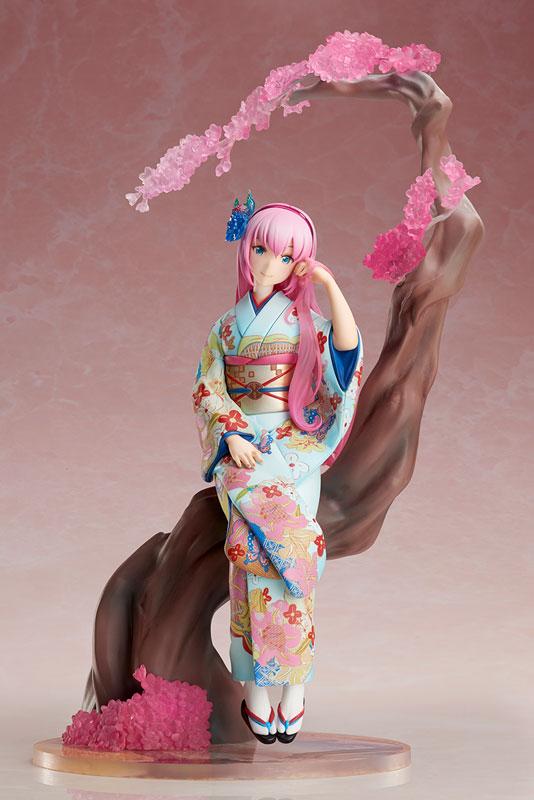 Megurine Luka -Hanairogoromo- 1/8 Complete Figure(Pre-order)巡音ルカ ~花色衣~ 1/8 完成品フィギュアScale Figure