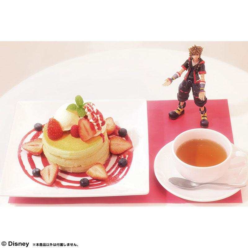 KINGDOM HEARTS III BRING ARTS - Sora Action Figure(Pre-order)KINGDOM HEARTSIII BRING ARTS ソラ アクションフィギュアScale Figure