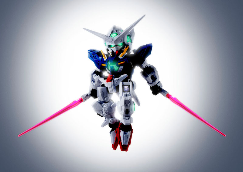 NXEDGE STYLE [MS UNIT] Gundam Exia