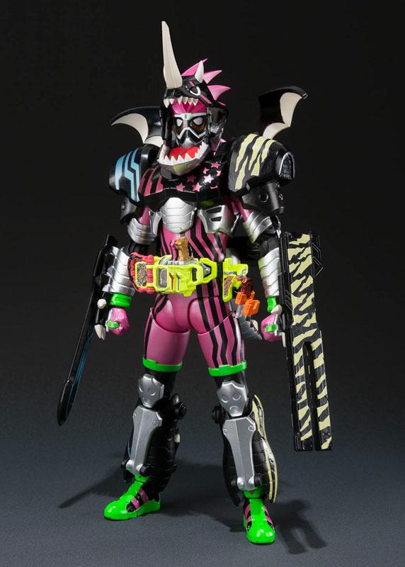 S.H. Figuarts - Kamen Rider Ex-Aid Hunter Action Gamer Level5(Pre-order)S.H.フィギュアーツ 仮面ライダーエグゼイド ハンターアクションゲーマー レベル5Scale Figure