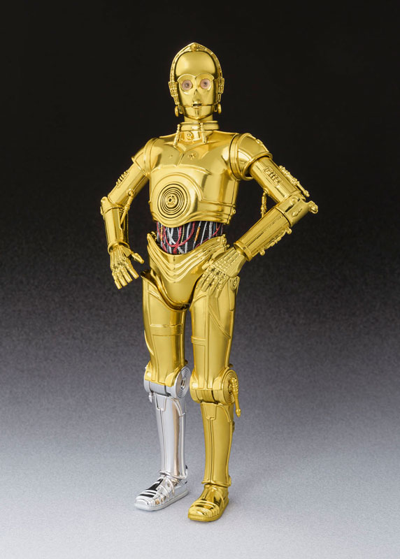 S.H. Figuarts - C-3PO (A NEW HOPE)