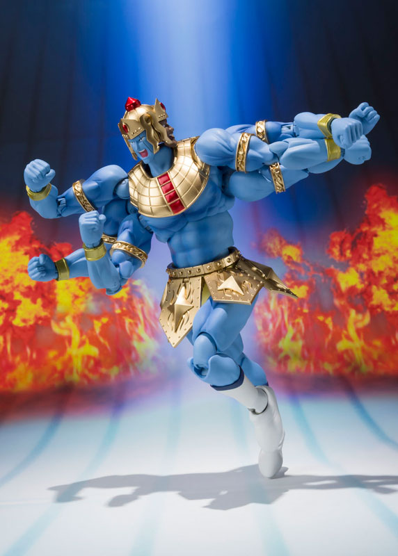 S.H. Figuarts - Ashuraman ORIGINAL COLOR EDITION