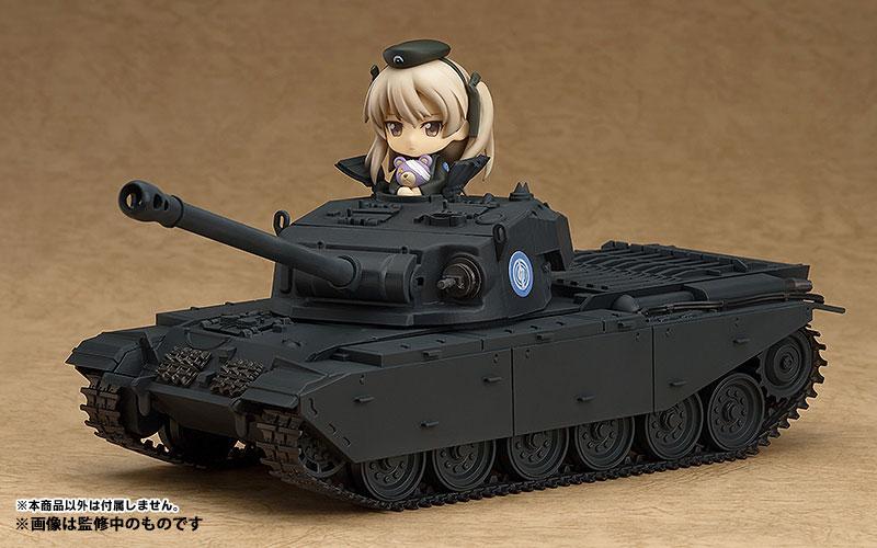 Nendoroid More - Girls und Panzer the Movie: Centurion(Pre-order)ねんどろいどもあ ガールズ&パンツァー 劇場版 センチュリオンNendoroid