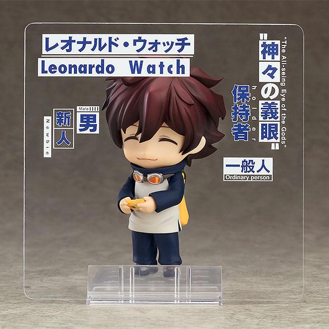 Nendoroid - Kekkai Sensen & BEYOND: Leonardo Watch(Pre-order)ねんどろいど 血界戦線 & BEYOND レオナルド・ウォッチNendoroid