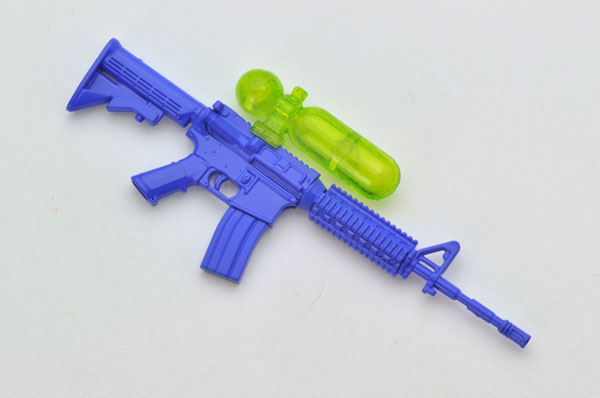 Little Armory (LA030) 1/12 Water Gun A Plastic Model(Pre-order)リトルアーモリー 〈LA030〉1/12 ウォーターガンA プラモデルScale Figure