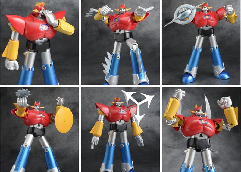 Action Toys Mini Gokin UFO Diapolon  Apolon Header Trangu Legga Set of 3 New