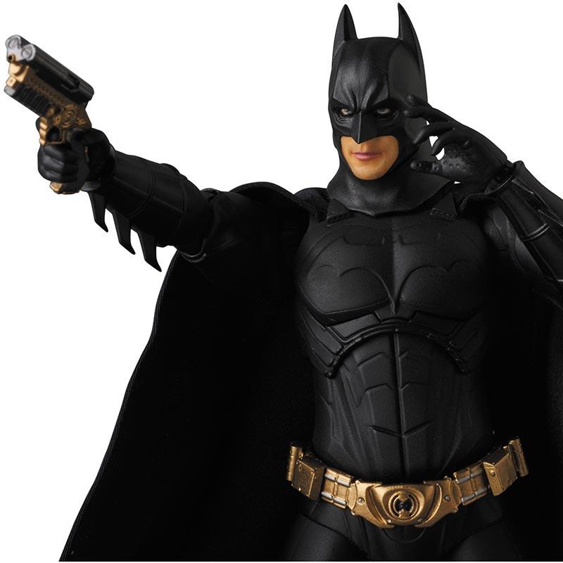 Resultado de imagem para MAFEX 049 BATMAN BEGINS SUIT