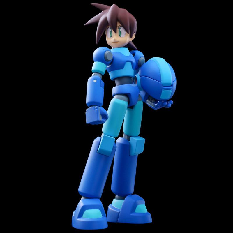 4 Inch Nel - Mega Man Legends: MegaMan Volnutt Action Figure(Pre-order)4インチネル ロックマンDASH ロック・ヴォルナット アクションフィギュアScale Figure