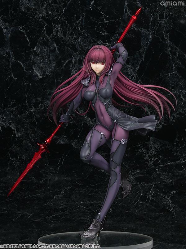 Fate/Grand Order ランサー/スカサハ 1/7 完成品フィギュア[キューズQ]《08月予約》