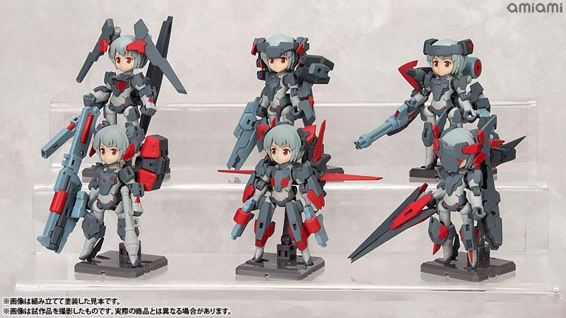 [Bonus] Desktop Army Y-021d Millenia Series Alpha Platoon & Beta Platoon 2Type Set(Pre-order)【特典】デスクトップアーミー Y-021d ミレニア シリーズ α小隊 β小隊 BOX 2種セットScale Figure