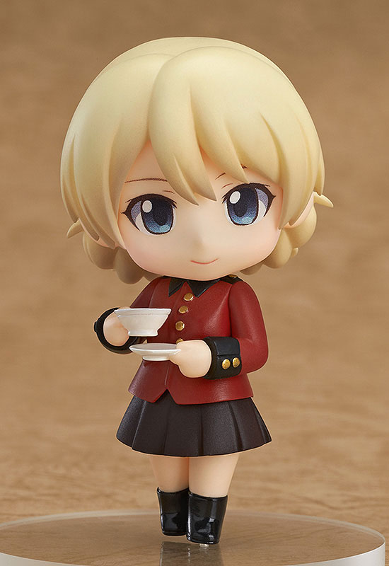 Nendoroid Petite - Girls und Panzer Other High Schools Ver. 6Pack BOX(Pre-order)ねんどろいどぷち ガールズ&パンツァー 他校代表Ver. 6個入りBOXAccessory