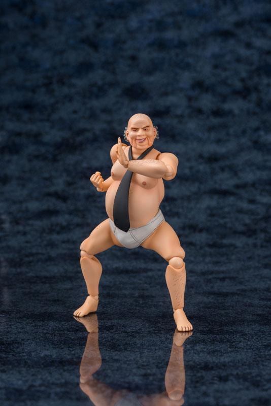 Oyaji 1/12 Posable Figure(Pre-order)おやじ 1/12 可動フィギュアAccessory