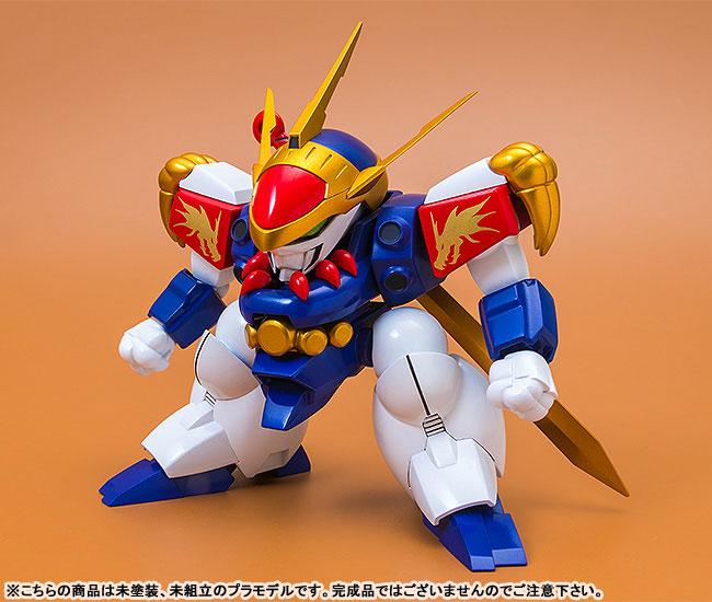 PLAMAX MS-02 魔神英雄伝ワタル 龍神丸 プラモデル