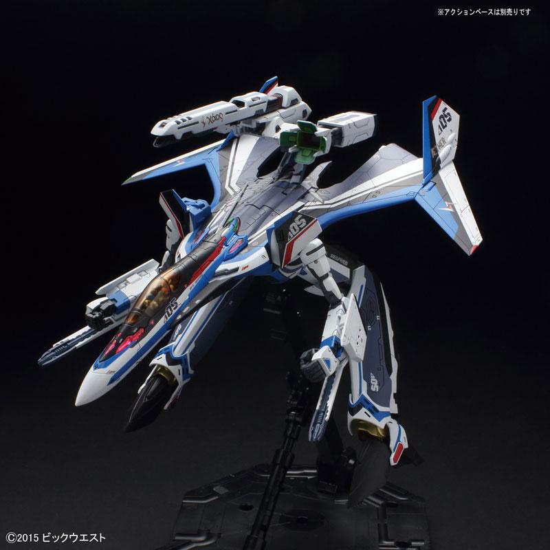 マクロスΔ 1/72 VF-31J改 ジークフリード(ハヤテ・インメルマン機)デカルチャーVer. プラモデル(仮称)